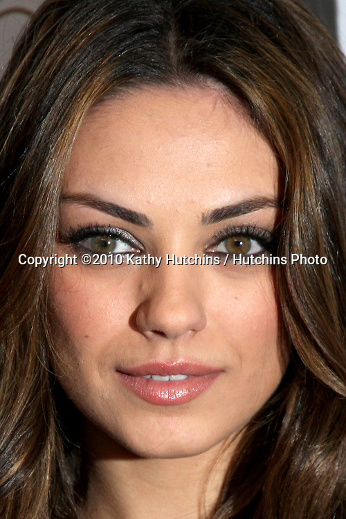 Mila Kunis.arriving at 2010 Writers Guild of America Awards.Century Plaza Hotel.Century City, CA.February 20, 2010.©2010 Kathy Hutchins / Hutchins Photo....