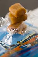 """Europe/France/Bretagne/56/Morbihan/Belle-Ile/ Le Palais: Caramels au beurre salé de la Biscuiterie """"La Bien Nommée"""""""
