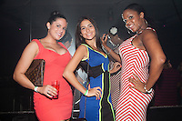 Jennifer DiBitetto, Kelly Linton and Christie Livoti of Brooklyn 11223 attend A Bad Girls Club Night Out at Splash in New York City. August 8, 2012. &copy;&nbsp;Diego Corredor/MediaPunch Inc. /Nortephoto.com<br />
