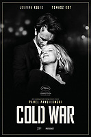 Cold War (2018)<br /> Zimna wojna (2018)<br /> French poster<br /> *Filmstill - Editorial Use Only* see Special Instructions.<br /> CAP/PLF<br /> Image supplied by Capital Pictures