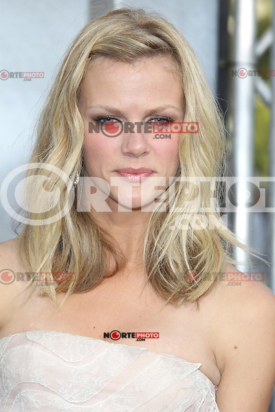 Brooklyn Decker at the film premiere of 'Battleship,' at the NOKIA Theatre at L.A. LIVE in Los Angeles, California. May, 10, 2012. ©mpi20/MediaPunch Inc.