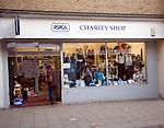 RSPCA charity shop, Ipswich