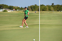 Jaye Marie Green (USA) reacts to nearly sinking her birdie attempt during round 4 of the Volunteers of America Texas Classic, the Old American Golf Club, The Colony, Texas, USA. 10/6/2019.<br /> Picture: Golffile | Ken Murray<br /> <br /> <br /> All photo usage must carry mandatory copyright credit (© Golffile | Ken Murray)
