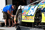 May 17, 2013; 5:19:23 PM; Locus Grove, AR., USA; 2nd Annual ?Bad Boy 98? sponsored by Bad Boy Mowers will pay racers $20,000 win at the Batesville Motor Speedway for Lucas Oil Late Model Series.  Mandatory Credit: (thesportswire.net)