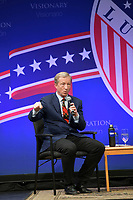 Las Vegas, NV - FEBRUARY 13: Tom Steyer Speaking at LULAC Presidential Town Hall at CSN College Of Southern Nevada in Las Vegas, Nevada on February 13, 2020. Credit: Damairs Carter/MediaPunch
