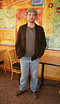 "Guiding Light's Daniel Cosgrove ""Billy Lewis"" donated his time for Young Women's Breast Cancer Awareness Foundation by going to Pittsburgh, PA on October 7, 2008 and went Pink with Panera. They visited three of 27 Panera Bread locations during the day where 100% of sales from their Pink Ribbon bagels went to the foundation and a portion of those sales all during the month of October. For more information go to www.breastcancerbenefit.org. The day started out with Star 100.7 and the hosts Kate and JR interviewed Frank Dicopoulos. The two actors then went to the CBS studio in Pittsburgh in the morning. The day was a great hit. (Photo by Sue Coflin/Max Photos)"