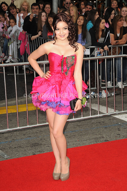 WWW.ACEPIXS.COM . . . . . ....April 21 2011, Los Angeles....Actress Ariel Winter arriving at the premiere of Walt Disney Pictures' 'Prom' at the El Capitan on April 21, 2011 in Los Angeles, CA.....Please byline: PETER WEST - ACEPIXS.COM....Ace Pictures, Inc:  ..(212) 243-8787 or (646) 679 0430..e-mail: picturedesk@acepixs.com..web: http://www.acepixs.com
