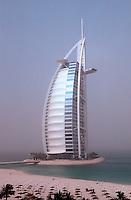 Hotel Burj al Arab, Dubai, Vereinigte arabische Emirate (VAE, UAE)
