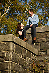 Melissa and Brett's Engagement Portraits