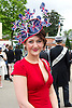 "ROYAL ASCOT 2011 DAY 2..Hats.  Royal Ascot_14/06/2011..Mandatory Photo Credit: ©Dias/Newspix International..**ALL FEES PAYABLE TO: ""NEWSPIX INTERNATIONAL""**..PHOTO CREDIT MANDATORY!!: NEWSPIX INTERNATIONAL(Failure to credit will incur a surcharge of 100% of reproduction fees)..IMMEDIATE CONFIRMATION OF USAGE REQUIRED:.Newspix International, 31 Chinnery Hill, Bishop's Stortford, ENGLAND CM23 3PS.Tel:+441279 324672  ; Fax: +441279656877.Mobile:  0777568 1153.e-mail: info@newspixinternational.co.uk"
