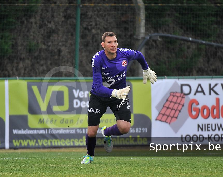 KV Kortrijk - KSV Roeselare : Darren Keet<br /> foto VDB / Bart Vandenbroucke