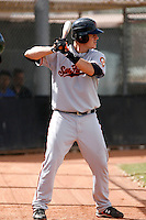 Tommy Joseph - San Francisco Giants 2009 Instructional League .Photo by:  Bill Mitchell/Four Seam Images..