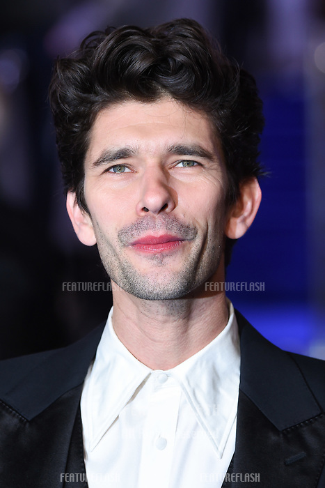 "LONDON, UK. December 12, 2018: Ben Whishaw at the UK premiere of ""Mary Poppins Returns"" at the Royal Albert Hall, London.<br /> Picture: Steve Vas/Featureflash"
