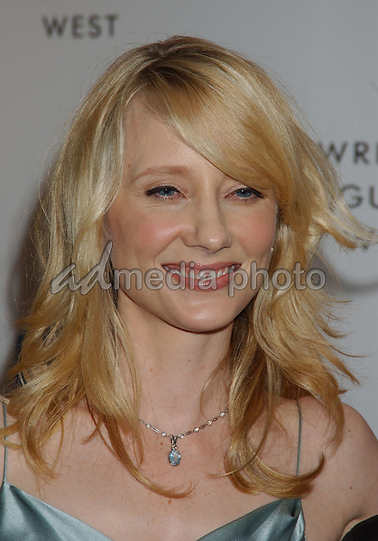 19 February 2005 - Hollywood, California - Anne Heche. 57th Annual Writers Guild Awards held at the Hollywood Palladium. Photo Credit: Laura Farr/AdMedia