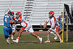 Philadelphia Barrage vs Los Angeles Riptide.Home Depot Center, Carson California.Mike Watson (#4).766G8672.JPG.CREDIT: Dirk Dewachter