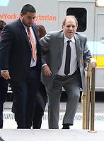 DEC 06 Harvey Weinstein Seen at Manhattan Court