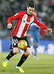 Athletic de Bilbao's Aritz Aduriz during La Liga match. January 30,2016. (ALTERPHOTOS/Acero)