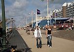 Promenade Scheveningen, Holland