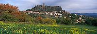 Europe/France/Auvergne/43/Haute-Loire/Polignac: Le village et le Château
