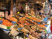 Fish market, Paris
