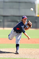 Austin Adams - Cleveland Indians - 2010 Instructional League.Photo by:  Bill Mitchell/Four Seam Images..