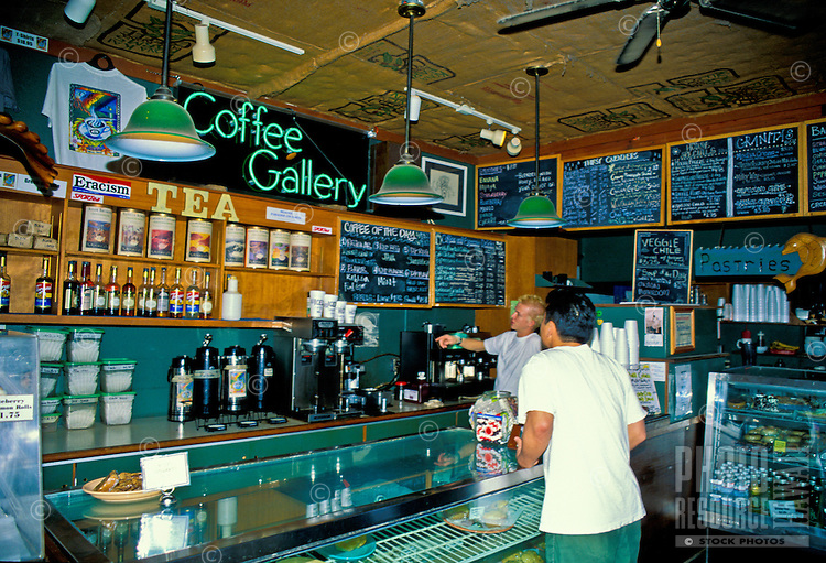 The Coffee Gallery is a must stop for those wishing to taste a delicious variety of Kona coffees along with freshly made pastries. Located in the Northshore Marketplace in the town of Haleiwa on Oahu's north shore.