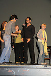 Skits - Maura West, Michelle Stafford, Don Diamont as mannequins at the Soapstar Spectacular starring actors from OLTL, Y&R, B&B and ex ATWT & GL on November 20, 2010 at the Myrtle Beach Convention Center, Myrtle Beach, South Carolina. (Photo by Sue Coflin/Max Photos)