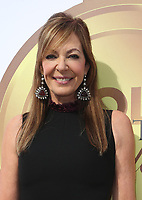 06 January 2018 - West Hollywood, California - Allison Janney. 5th Anniversary &ldquo;Gold Meets Golden&rdquo; event held at The House on Sunset. 2018 Gold Meet Golden is a Hollywood Send-Off to the athletes competing in the upcoming PyeongChang Winter Games, with a special focus on Empowering Women in Hollywood &amp; Sport. <br /> CAP/ADM/FS<br /> &copy;FS/ADM/Capital Pictures