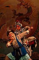 China, Peking, in der Pekingoper