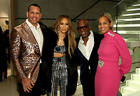 LOS ANGELES, CA - FEBRUARY 8: Alex Rodriguez, Jennifer Lopez, L.A. Reid and Erica Reid attend L.A. Reid & HITCO Entertainment's celebration of the 2019 Grammy Awards at Reids home on FEBRUARY 8, 2019 in Los Angeles, California. (Photo by Willy Sanjuan/PictureGroup)