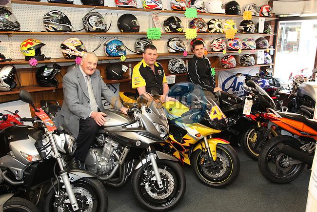 Kennedy Motor cycles.Photo: Fran Caffrey/www.newsfile.ie..