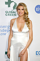 LOS ANGELES - FEB 28:  Charlotte McKinney at the 15th Annual Global Green Pre-Oscar Gala at the NeueHouse on February 28, 2018 in Los Angeles, CA