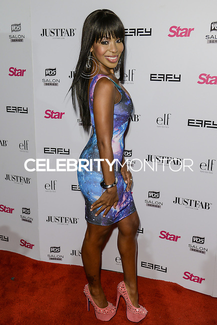 HOLLYWOOD, CA - OCTOBER 01: Star Magazine Scene Stealers Party held at Tropicana Bar at The Hollywood Rooselvelt Hotel on October 1, 2013 in Hollywood, California. (Photo by Rob Latour/Celebrity Monitor)