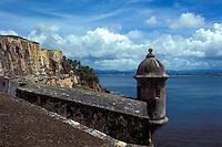 Old Spanish Fort, Castillo de San Felipe del Morro, San Juan, Puerto Rico