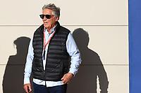 2nd November 2019; Circuit of the Americas, Austin, Texas, United States of America; Formula 1 United Sates Grand Prix, qualifying day; 1978 F1 World Champion Mario Andretti - Editorial Use
