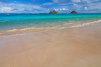 Lanikei Beach in Oahu Hawaii