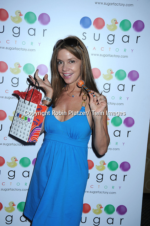Bobbie Eakes at the Sway Gift Suite at the Daytime Emmy Awards on June 26, 2010 at The Hilton in Las Vegas on June 26, 2010.