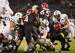 2012 BYU Football vs San Diego State - Poinsettia Bowl