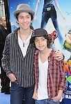 The Naked Brothers Band at The Dreamworks Animation's Monsters VS. Aliens L.A. Premiere held at Gibson Ampitheatre in Universal City, California on March 22,2009                                                                     Copyright 2009 RockinExposures