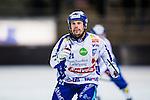Stockholm 2013-11-08 Bandy Elitserien Hammarby IF - Villa Lidk&ouml;ping BK :  <br /> Villa Lidk&ouml;ping Jesper Bryngelsson ser glad ut efter att ha gett Villa Lidk&ouml;ping ledningen med 3-2<br /> (Foto: Kenta J&ouml;nsson) Nyckelord:  jubel gl&auml;dje lycka glad happy
