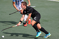 Mackenzie Wilcox. Pro League Hockey, Vantage Blacksticks Men v Argentina. North Harbour Hockey Stadium, Auckland, New Zealand. Sunday 10 March 2019. Photo: Simon Watts/Hockey NZ