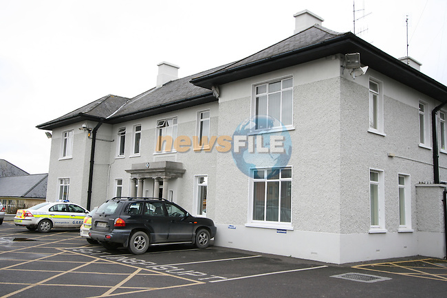 Navan Garda Station where a man 52 year old man was found dead in his cell last night...Photo NEWSFILE/Jenny Matthews.(Photo credit should read Jenny Matthews/NEWSFILE)....This Picture has been sent you under the condtions enclosed by:.Newsfile Ltd..The Studio,.Millmount Abbey,.Drogheda,.Co Meath..Ireland..Tel: +353(0)41-9871240.Fax: +353(0)41-9871260.GSM: +353(0)86-2500958.email: pictures@newsfile.ie.www.newsfile.ie.FTP: 193.120.102.198.
