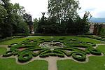 Il parco e il Castello di Aglie. The Park and the Castle of Aglie.
