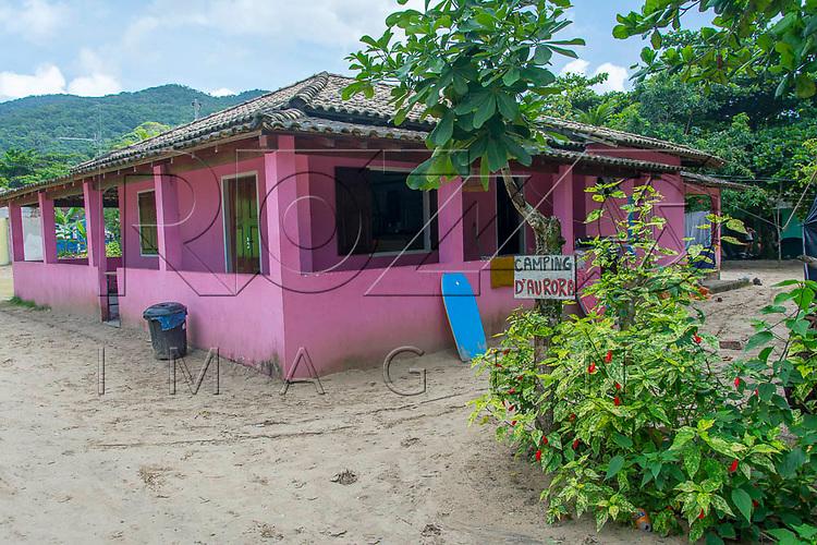 Casa na Praia do Sono, Paraty - RJ, 01/2016.