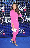 Michelle Keegan at the Global Awards 2019, Hammersmith Apollo (Eventim Apollo), Queen Caroline Street, London, England, UK, on Thursday 07th March 2019.<br /> CAP/CAN<br /> &copy;CAN/Capital Pictures