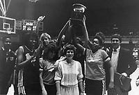 29 December 1986: Lucky Cardinal Classic, Tournament Champions Virginia Cavaliers.
