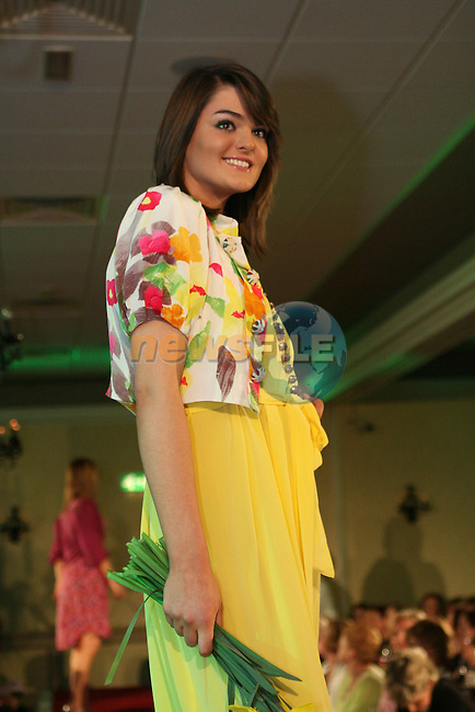 Eileen Crerar models clothes from Kohl at the Daffodil Day Fashion Show in the Westcourt Hotel...Photo NEWSFILE/Jenny Matthews.(Photo credit should read Jenny Matthews/NEWSFILE)....This Picture has been sent you under the condtions enclosed by:.Newsfile Ltd..The Studio,.Millmount Abbey,.Drogheda,.Co Meath..Ireland..Tel: +353(0)41-9871240.Fax: +353(0)41-9871260.GSM: +353(0)86-2500958.email: pictures@newsfile.ie.www.newsfile.ie.FTP: 193.120.102.198.