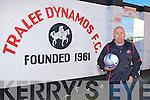 Colm Clifford of Tralee Dynamos.