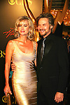 Eileen Davidson & Stephen Nichols - Red Carpet - 37th Annual Daytime Emmy Awards on June 27, 2010 at Las Vegas Hilton, Las Vegas, Nevada, USA. (Photo by Sue Coflin/Max Photos)