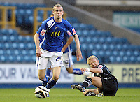 Millwall v Northampton Town 12-Aug-2008